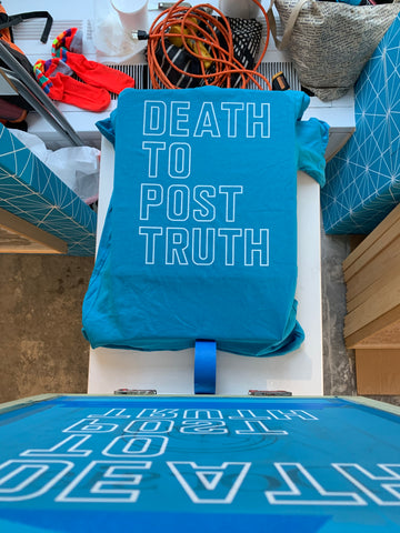 "Karl LaRocca, ""Death To Post Truth"""