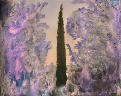 "Ross See, ""Untitled (Cypress)"""