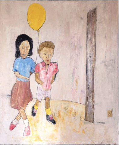 "Brandon Landers, ""Yellow Balloon"""