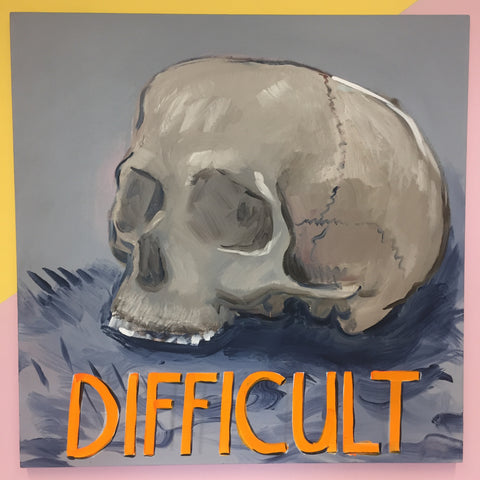 "Guy Richards Smit, ""Difficult"""