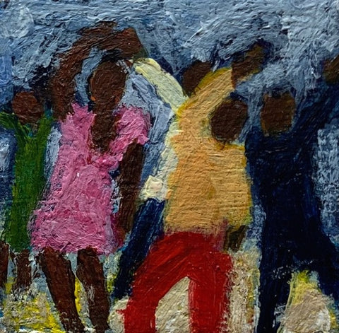 Solange Mishika Tshibangu, Untitled SOLD