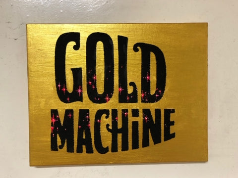 "Henry Vincent, ""Gold Machine"""