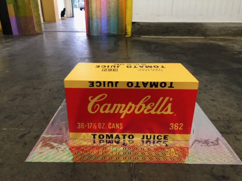 "Louis Waldon, ""Tomato Juice Box"""