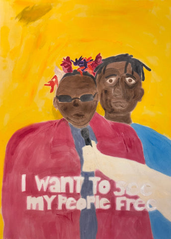 "Marcus Leslie Singleton, ""I Want To See My People Free"""