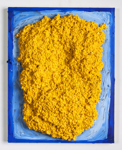 "Whitney Oldenburg, ""Portrait of Yellow"""