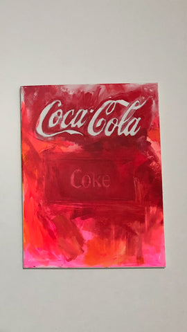 "KT Hickman, ""The Coca-Cola Conception (Frank Mason Robinson)"""