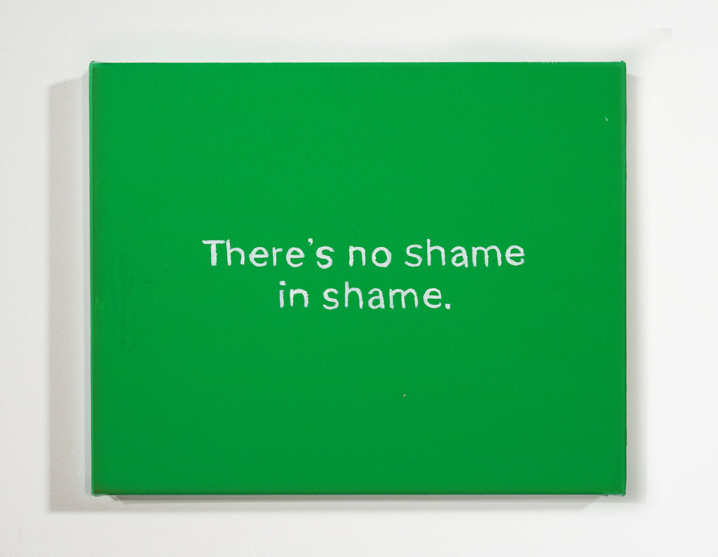 "Lisa Levy, ""The Thoughts in My Head #28 Shame"""