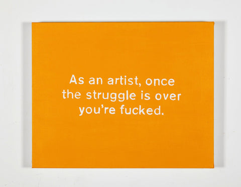 "Lisa Levy, ""The Thoughts in My Head #49 Struggle"""