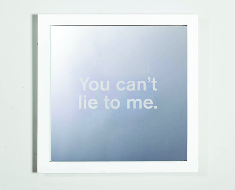 "Lisa Levy, ""Self-Reflection #19 Lie"""