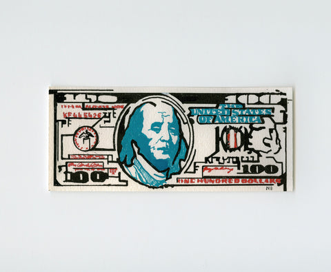"Nin Brudermann, ""Superdollar Maze"""