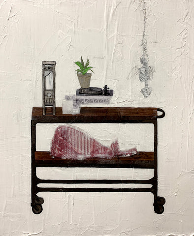 "Ho Jae Kim, ""Bedroom Trolley"""