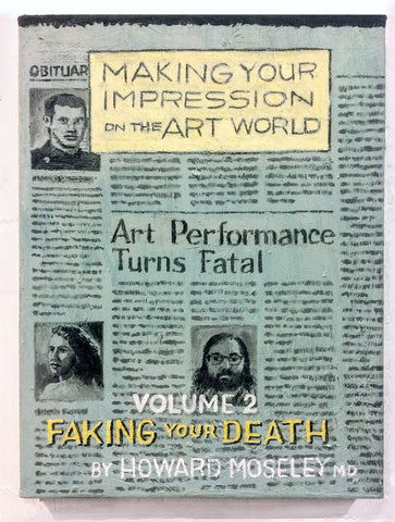 "Paul Gagner, ""Faking Your Death"""