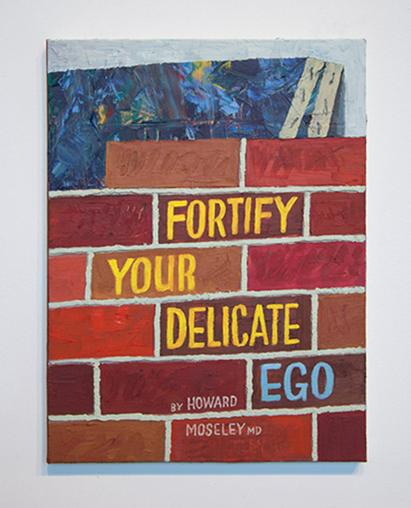 "Paul Gagner, ""Fortify Your Delicate Ego"""