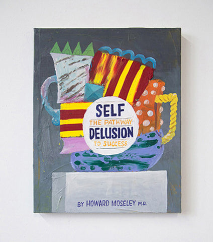 "Paul Gagner, ""Self Delusion"""