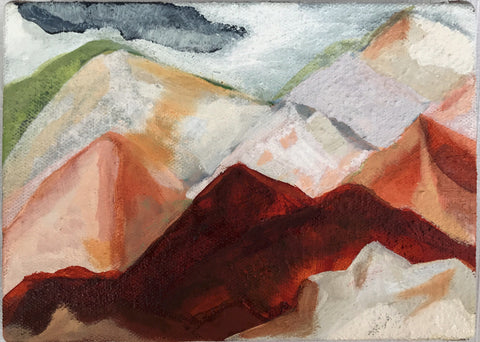 "Maureen Cavanaugh, ""Pink Mountains"""