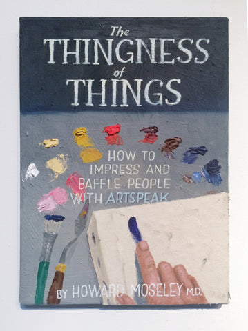 "Paul Gagner, ""The Thingness of Things"" SOLD"