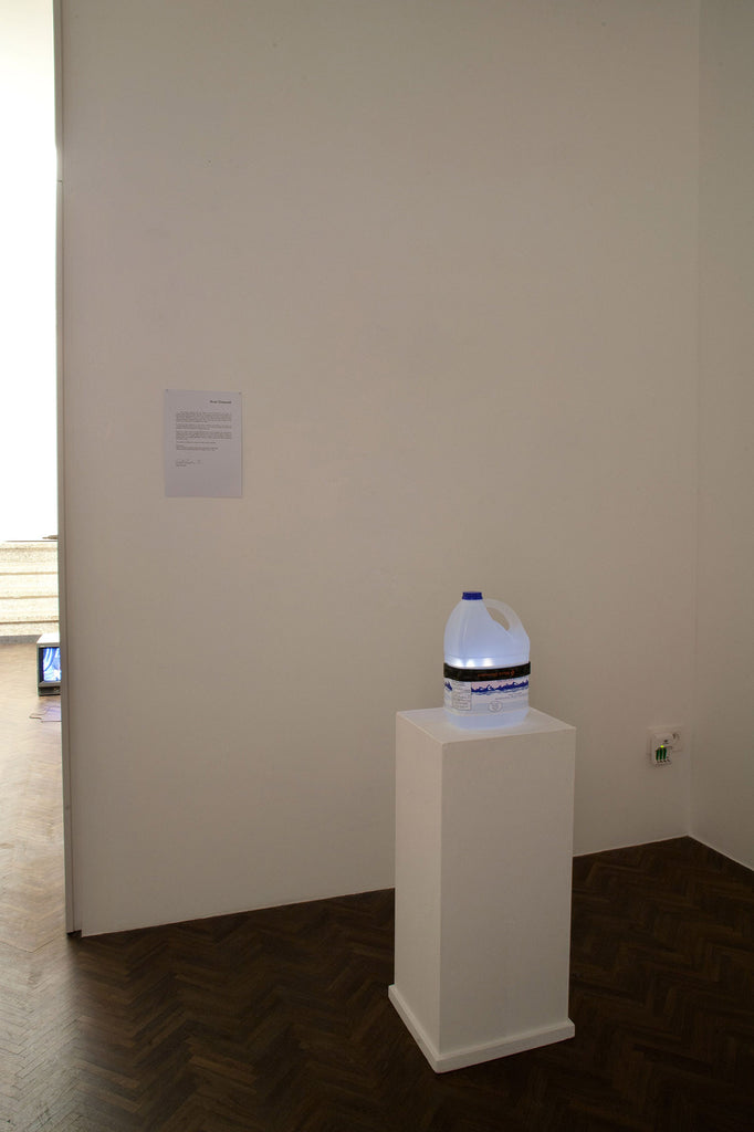 "Brad Tinmouth, ""Potable Lamp"""