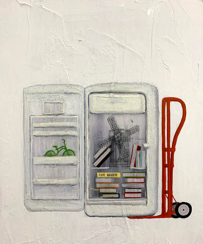 "Ho Jae Kim, ""Refrigeration Trolley"""