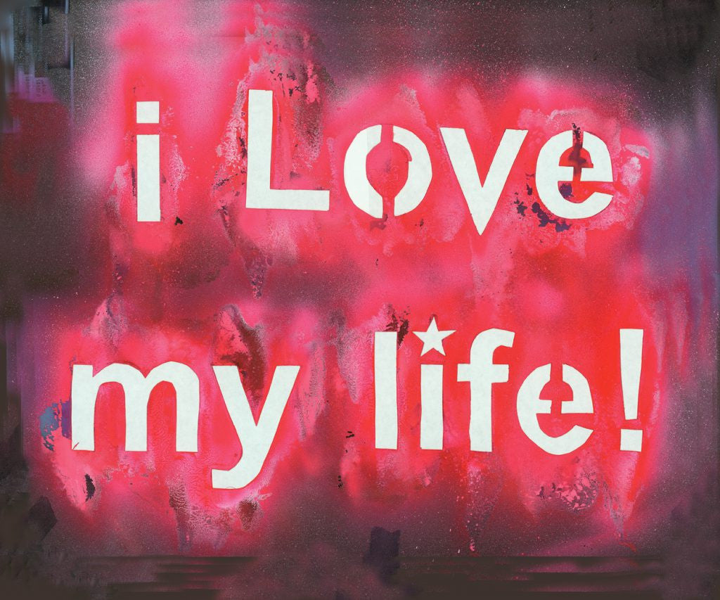 "Rona Yefman ""I LOVE MY LIFE"""