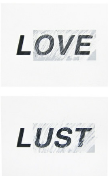 "Ray Geary, ""Love/Lust"""