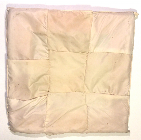 "Danny Coeyman, ""Self Portrait (Pillow Case 3)"""
