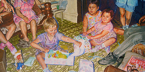 "Debra Zechowski, ""The Twins' Birthday"""