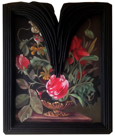 "Sarah Bereza, ""Untitled Flowers"" SOLD"