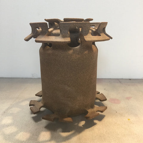 "Yassi Mazandi, ""Untitled (Ceremonial Vessel #2)"""
