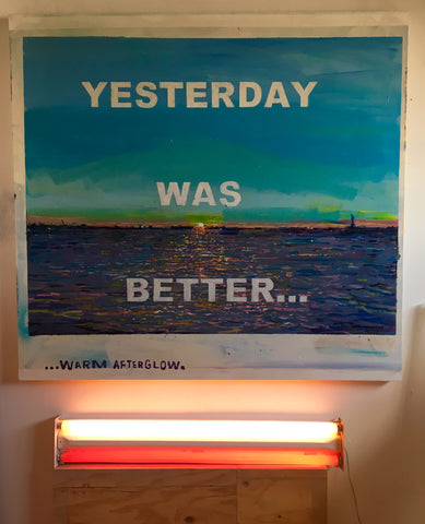 "David Kramer, ""Yesterday Was Better"""