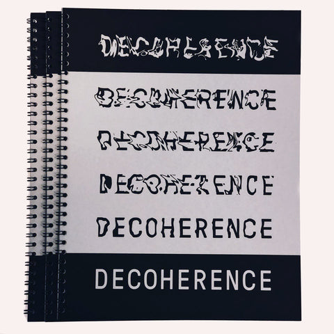 "Paloma Kop, ""Decoherence (Book)"""