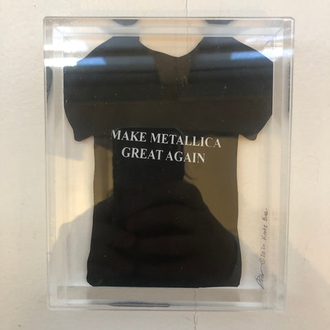 "Kate Bae, ""Metallica Mini"""