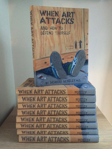 "Paul Gagner, ""When Art Attacks"""