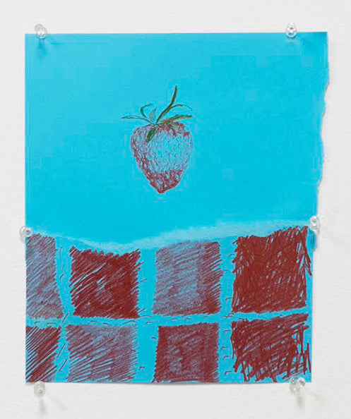 "Natalie Smith, ""Strawberry Cloud"""