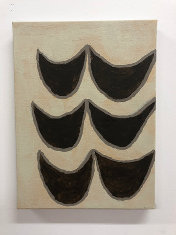 "Kirstin Lamb, ""Prop with Dark Shapes"""