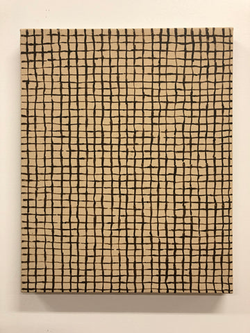 "Kirstin Lamb, ""Grid Painting"""