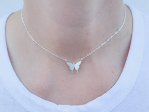 Gigi butterfly necklace