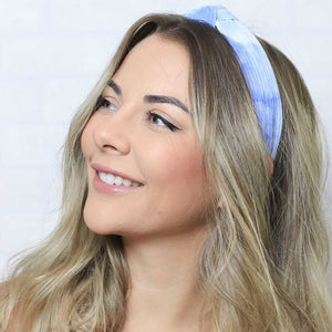 Tie dye everyday headbands