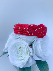 Julianne pearl headband
