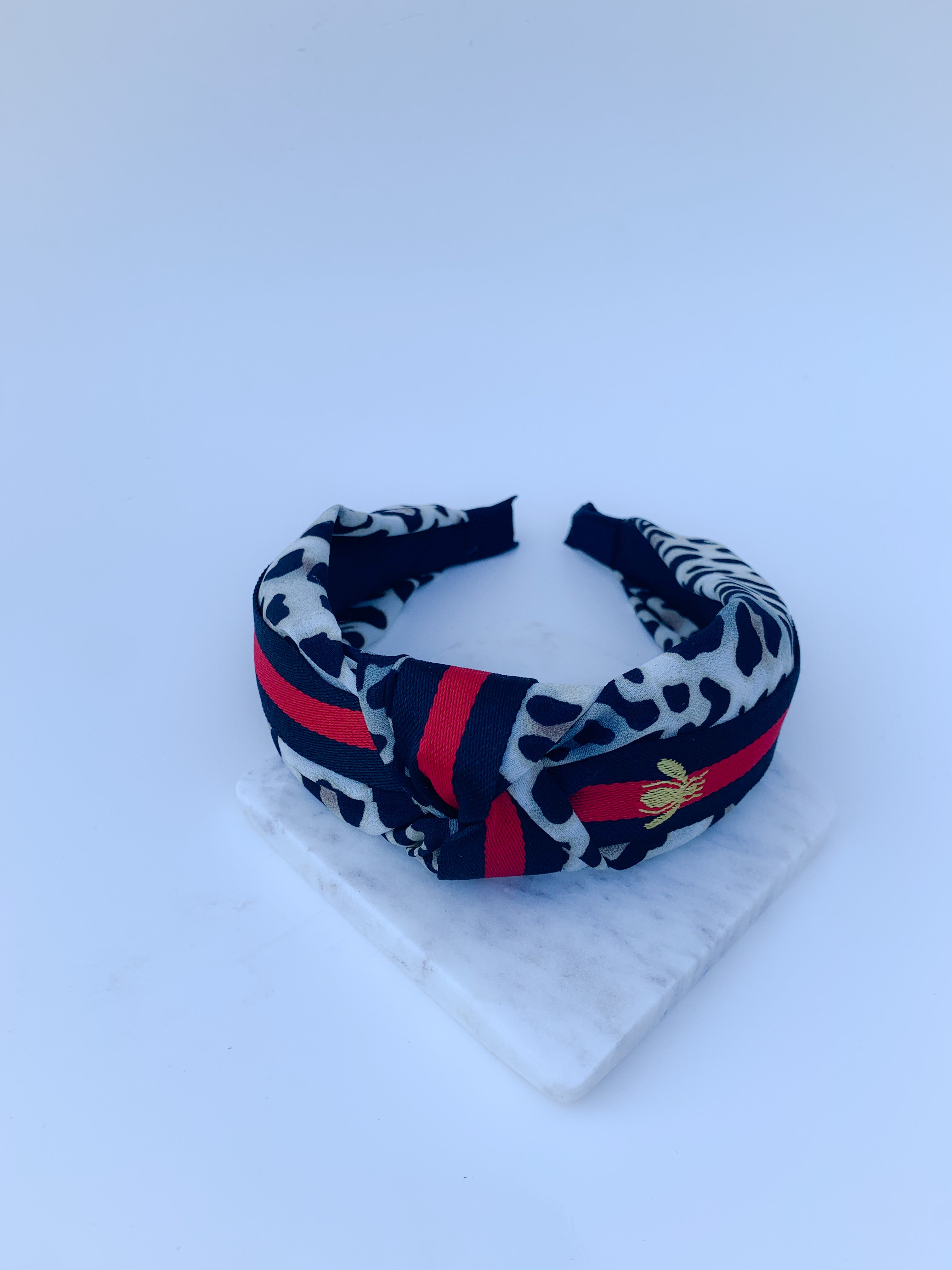 Busy bee headband