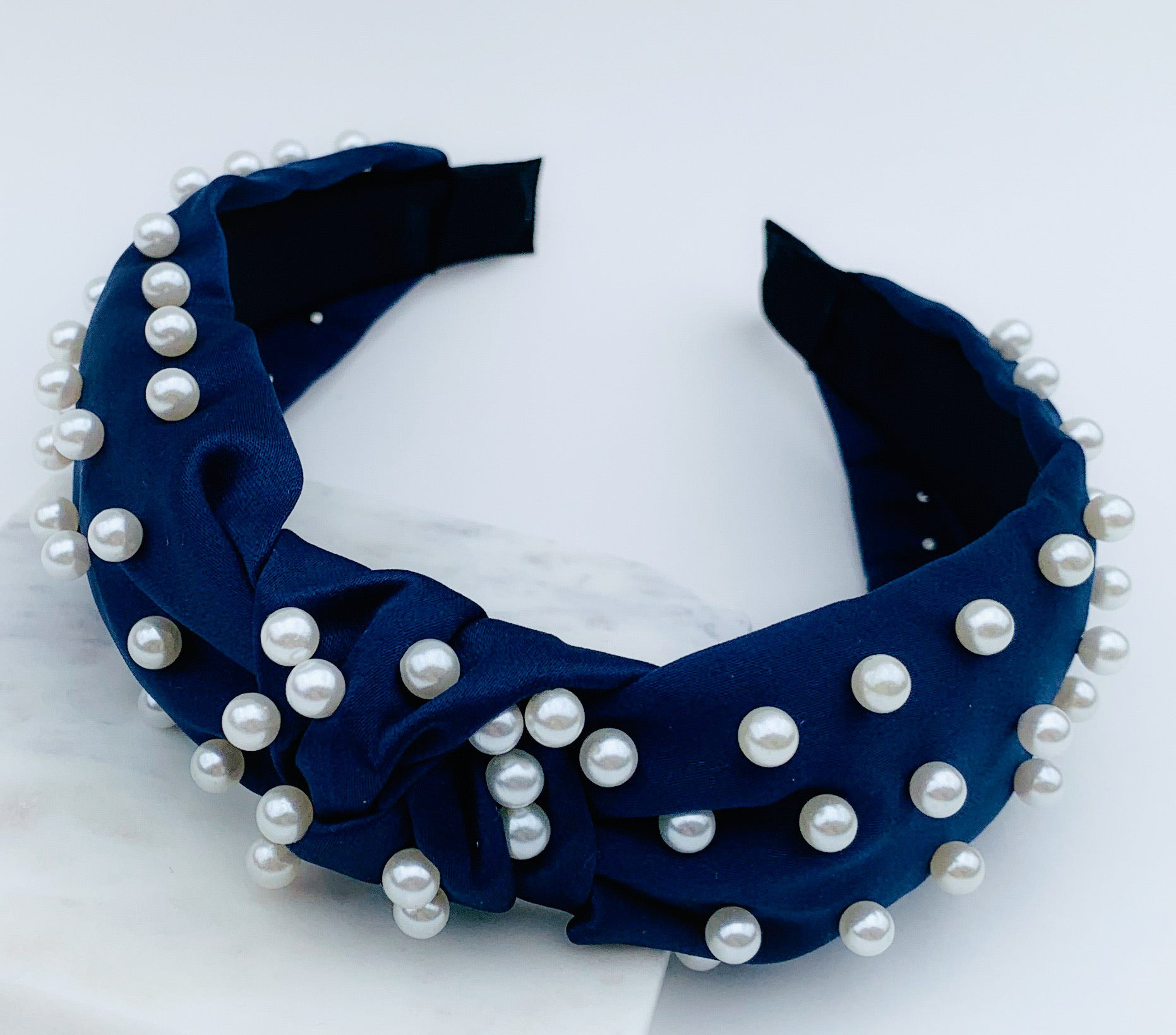 Pearly headband