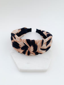 You wild thing headband