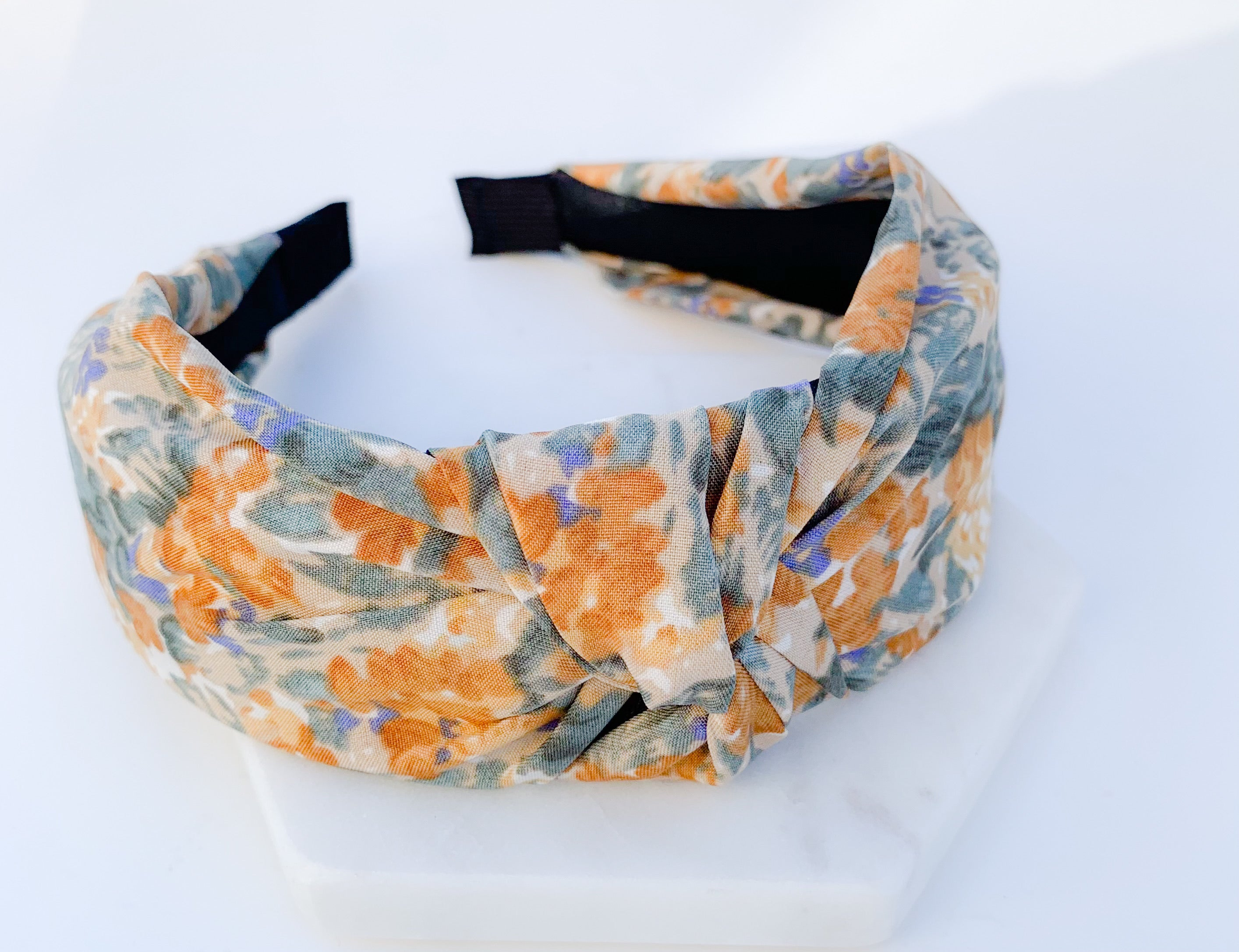 Field of flowers headband