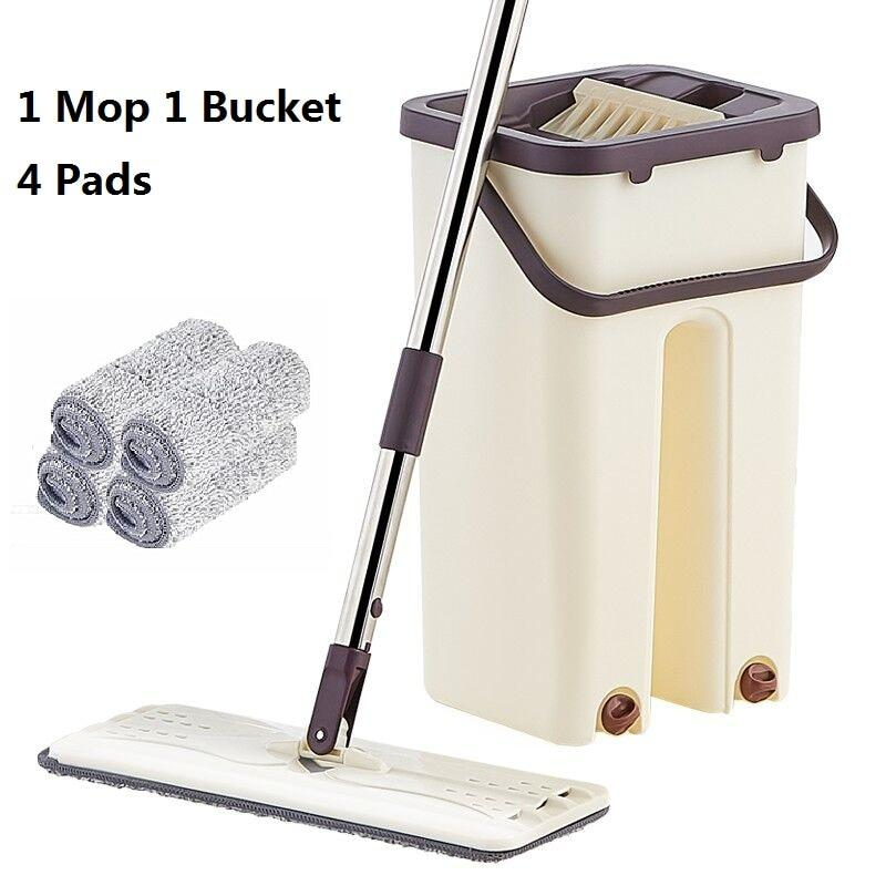 Floor Wizard 151408 Empirify Store C 1 Mop 4 Pads