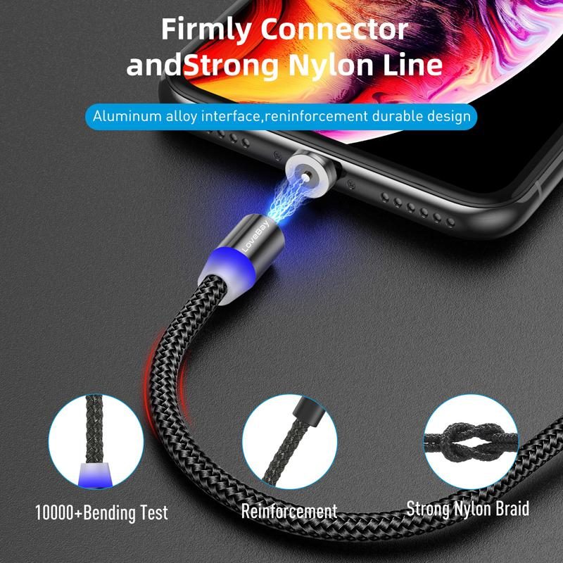 Flexible Magnetic Micro USB Cables Empirify Store