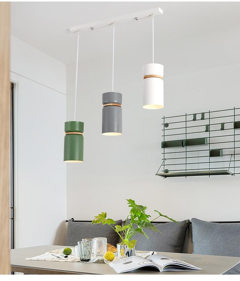 Brantley - Modern Nordic LED Pendant Light