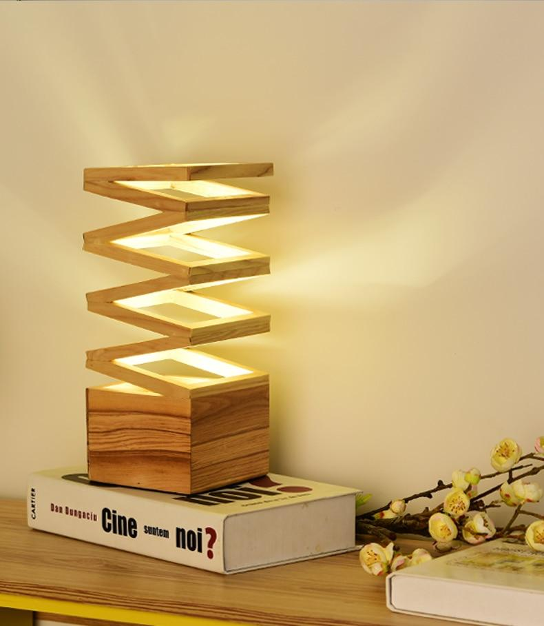 Ludwig - Accordion Desk Lamp