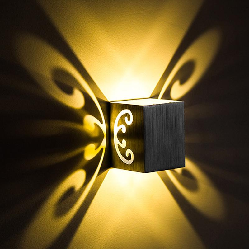 Ophelia - Modern Butterfly Wings Wall Lamp