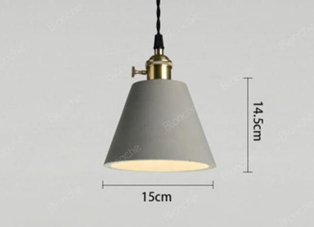 Galvin - Modern Industrial Pendant Light