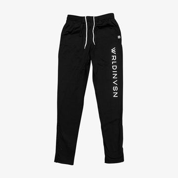 Track Pants (Black/White)