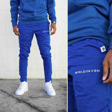 Track Pants (Royal Blue)